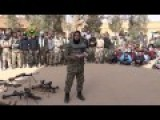 FSA Get Some Nice Cage Of Weapons From SAA