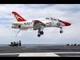 First Landing On Aircraft Carrier