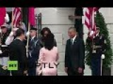 Full Coverage Of Obama's Welcome Ceremony For Chinese President