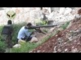 FSA Hits A Sniper Position In Idleb