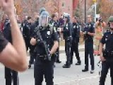 Footage From The Keene State College Riots, 18 October 2014