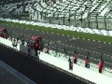 Ferrari 458 Horror Crash At Suzuka