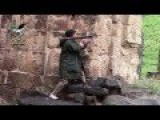 Footage Of FSA Firefight In 1,800-Year-Old Ruins Of Old Bosra