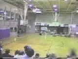 Funny Basket Ball To Kids Head