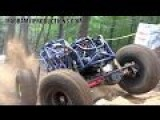 FORD POWERED SINGLE SEATER MAKES A GREAT ATTEMPT - EXTREME ROCK CLIMB
