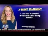 Fox & Friends Calls For Rude Brit Emily Blunt To Leave Hollywood