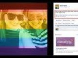Facebook Celebrates Gay Marriage