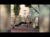 Fitness Blogger Erin Bailey Shows Off Intense Workout Routine