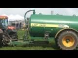 Farmer Sprays Poop All Over Protestors Trespassing On His Land