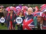First British Queen Public Speech On Scotland Independent Vote