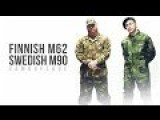 Finnish M 62 Vs Swedish M90 Vs Stereotypes