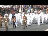 France Holds Bastille Day Parade To Show Strength