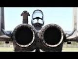 F-15C Eagle Maintenance - Legendary Fighter Jet
