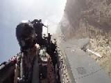 F-15E Strike Eagle - Through Canyons Cockpit View