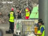 Five Crushed To Death, One Hospitalised, Following Birmingham Wall Collapse