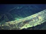 Footage Of Newly Discovered WW2 Japanese Battleship