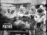 Ferry Air Pilots & Mr Churchill At RAF Station 1941