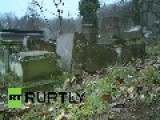 France: Police Investigation Continues At Desecrated Jewish Cemetery
