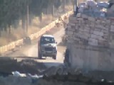 FSA Fighters Ambush An Undefined Pick-Up