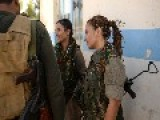 Female Fighters Of The PKK May Be The Islami 2aed C State's Worst Nightmare