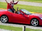 Ferrari Showoff Fail!