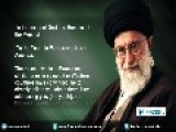 Full Text Of Iran Leader's Message To Youth In Europe And North America