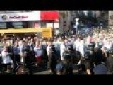 Fight Between Poles And Ukrainians Football Fans