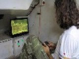 Fake Free Syrian Army Homemade Tank Uses PlayStation Controller In Fight Against Daesh