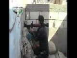 FSA Rebel Shot An RPG In A Small Space