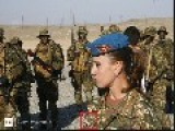 Female Armenian Soldier Shoots Azerbaijani Sniper Commander Dead