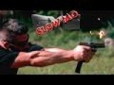 Full Auto Glock In SLOW MOTION