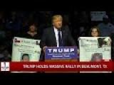 FULL Speech: Donald Trump ROCKS Beaumont, TX 11-14-15