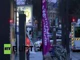 France: Gunshots, Explosions Heard At Kosher Grocery Store Siege