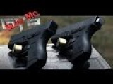 Fully Automatic Glocks In SLOW MOTION