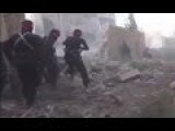 Fighters Defend Syria Crossfire From Enemy Territory