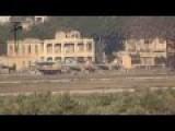 FSA ATGM Destroys Another Warplane In The Aleppo Airport