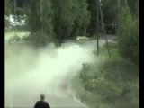 Finland Driver Jump + Drift + Turn Around 360 Awesome