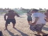 Fight Club: Beach Edition