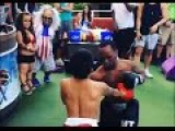 Floyd Mayweather Vs Manny Pacquiao *MIDGET VERSION*