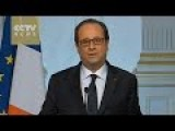 French President Says No One Can Stop Him From Destroying Terrorists