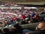 Fan Fight Leafs Game