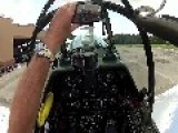 Flying The P-51 Mustang POV - Part 2
