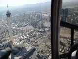 Flight Over Las Vegas Strip