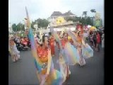 Fashion Carnival In Krakatoa Fest 2014