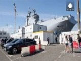 France Sells Its Mistral Helicopter Carriers To Egypt