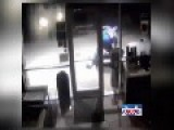 Freak Attack On Newspaper Delivery Man, Rosenberg Texas