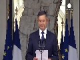 French President Announces New Government Of Allies
