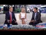 Fox & Friends' Doocy Defends Trump: 14th Amendment For Slaves, Not Immigrants