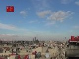 Footage Of Moment Elephant Rocket Target Militants In Darayya