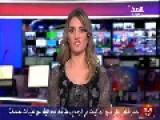 Funny Reaction From Al-Arabiya TV Anchor After Interview With Syrian Activist